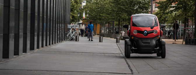 Rijtest: Renault Twizy in België