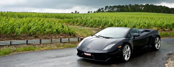 Lamborghini Gallardo LP560-4 Spyder 2012