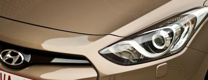 Hyundai i30 1.6 CRDi 2012