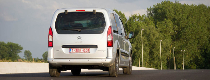 Rijtest: Citroën Berlingo Multispace e-HDi