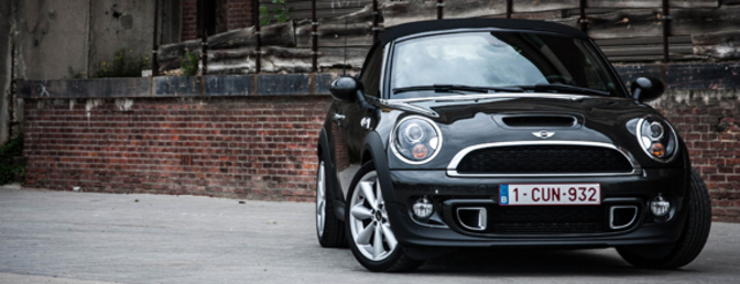 Rijtest: Mini Cooper SD Roadster
