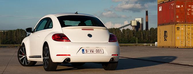 Volkswagen Beetle 2.0 TSI test