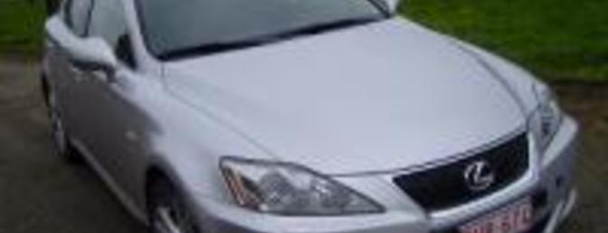Lexus Front