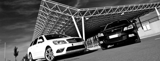 Skoda Octavia 1.4 TSI & Octavia RS