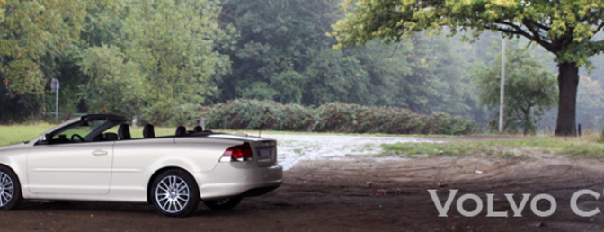 Volvo C70 2.0D PowerShift