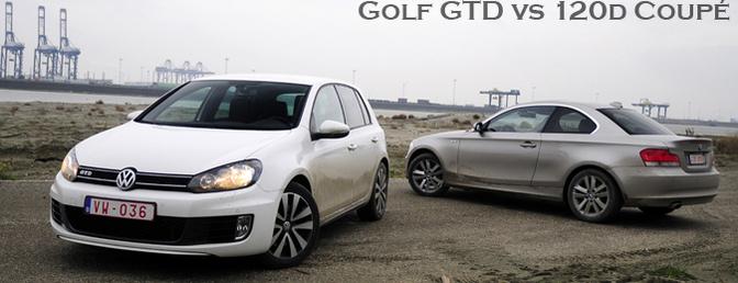 Golf VI BMW 120