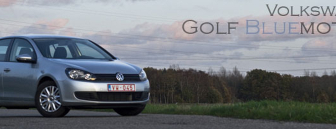 Volkswagen Golf Bluemotion 1.6TDI