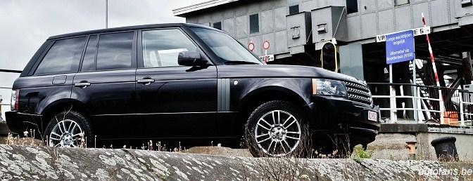 Rijtest : Range Rover TdV8