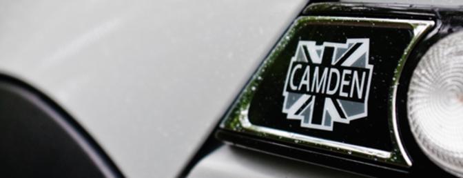 Rijtest: Mini Camden D