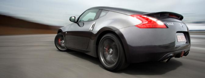 Rijtest: Nissan 370 Z 40th anniversary edition