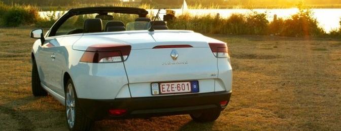 Rijtest : Renault Mégane Coupé Cabriolet 2.0 dCi 160