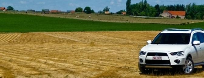 Rijtest: Mitsubishi Outlander DI-D 2010