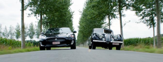 Jaguar XKRXK120_1