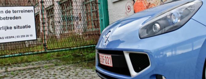 Rijtest: Renault Wind