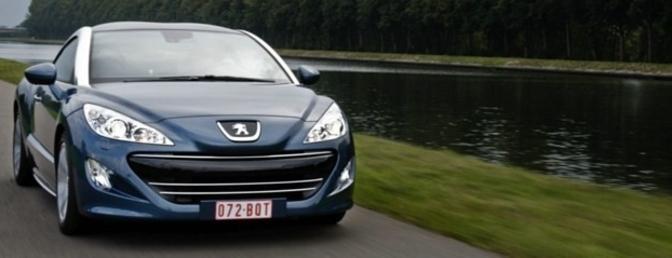 Rijtest : Peugeot RCZ 2.0HDI