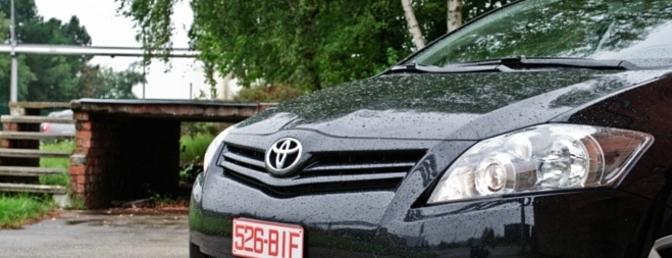 Toyota Auris 1.4 D-4D facelift 2010