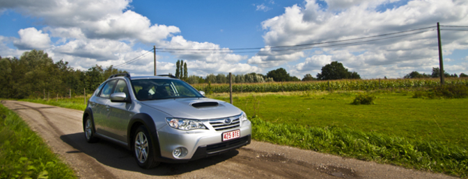 Subaru Impreza XV rijtest
