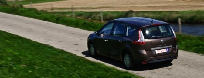 Kort getest: Renault Grand Scenic 1.5 dCi EDC