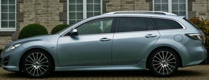 Rijtest: Mazda 6 Sportbreak 2.2 CDTi 180