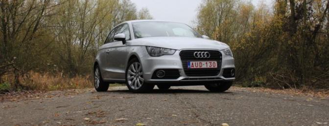 Rijtest Audi A1