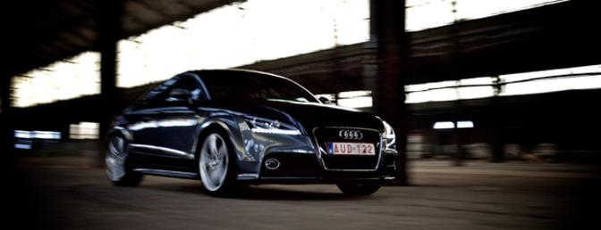 Rijtest: Audi TT TDI (2010)