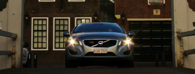 Rijtest: Volvo V60 T6 AWD