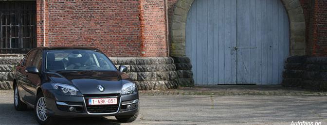 Rijtest: Renault Laguna 1.5 dCi (2011)