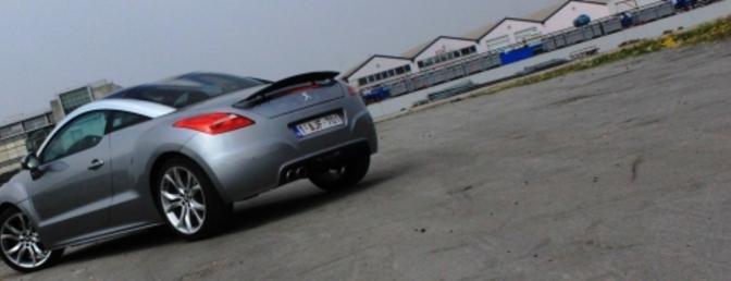 Rijtest: Peugeot RCZ 1.6 THP 200pk