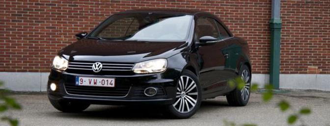 Rijtest: Volkswagen Eos 1.4 TSI facelift