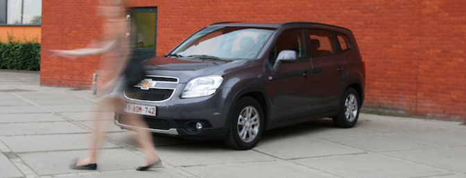 Rijtest: Chevrolet Orlando 2.0 TCDi