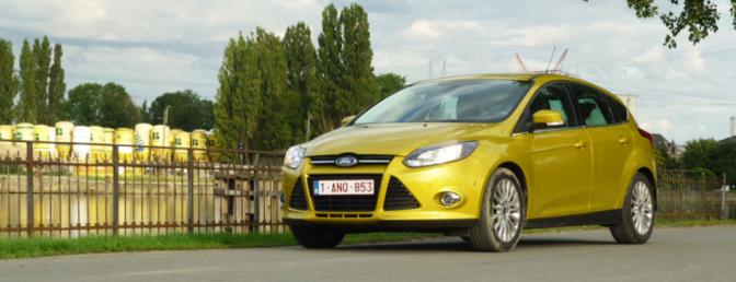 Rijtest: Ford Focus 1.6 TDCi
