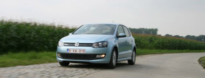 Rijtest: Volkswagen Polo 1.2 TDI Bluemotion