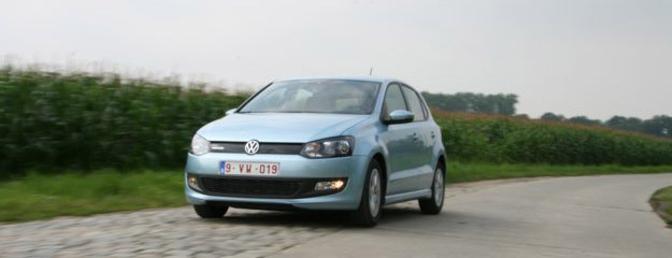 Rijtest: Volkswagen Polo 1.2 TDI Bluemotion