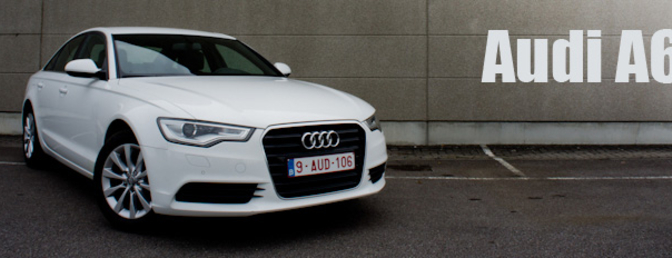 Rijtest: 2011 Audi A6 2.0 TDI 163