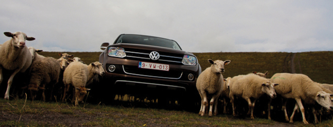 Rijtest: Volkswagen Amarok TDI 163 pk