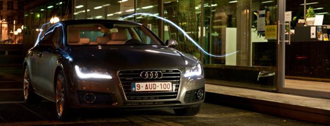 Rijtest: Audi A7 Sportback 3.0 TDI Quattro