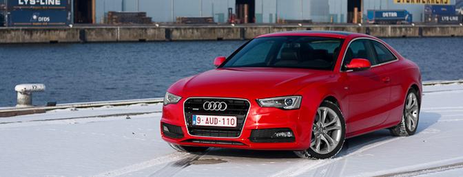 Rijtest: Audi A5 3.0 V6 TDI Quattro (facelift)