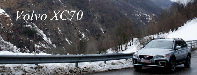 Volvo XC70 D3 AWD Ocean Race