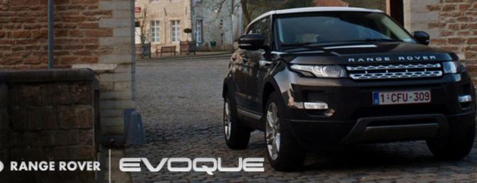 Rijtest: Range Rover Evoque eD4
