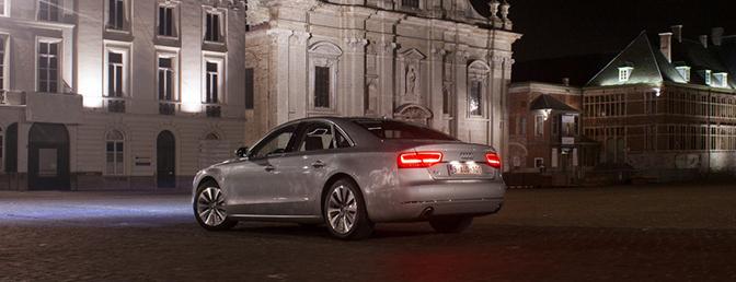 Rijtest: Audi A8 Hybrid