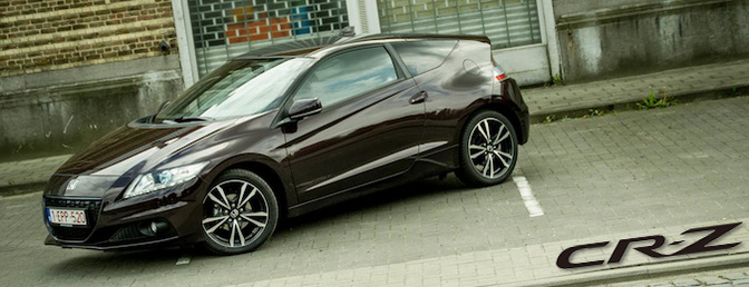 Honda-CrZ