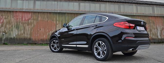 Rijtest-BMW-X4-xDrive20d