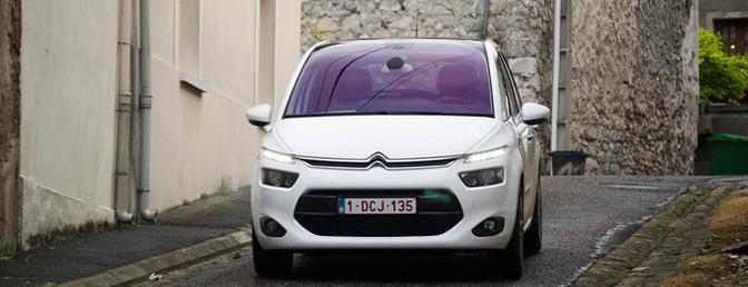 Citroën C4 Picasso (rij-impressie)