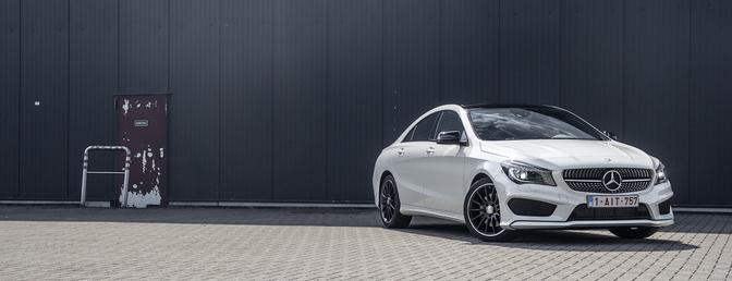 Rijtest: Mercedes CLA 220 CDI