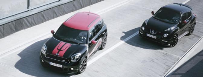 Nissan-Juke-Nismo-VS-Mini-Countryman-JCW