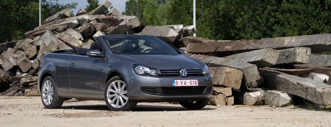 Volkswagen Golf Cabrio TSI