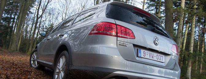 Rijtest: Volkswagen Passat Alltrack
