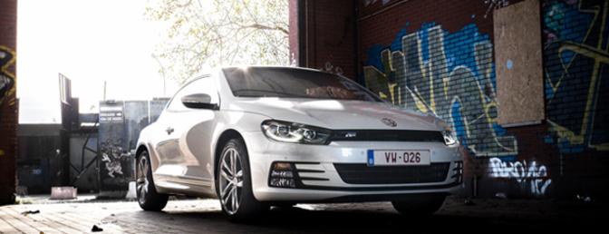 Volkswagen Scirocco facelift 2014