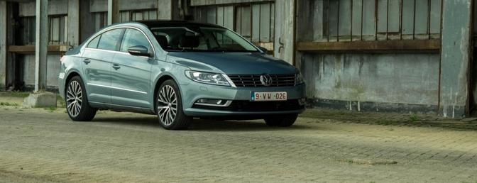 Rijtest: Volkswagen CC